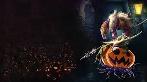 cute halloween skeleton background smokescreen