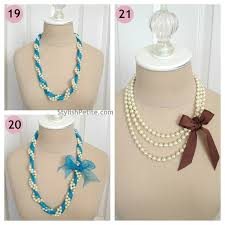 trendy pearl necklace images 21 ways to wear a 60 quot long strand pearl necklace stylish petite jpg
