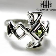 celtic ring bohemian z celtic cross wedding ring mens sterling silver