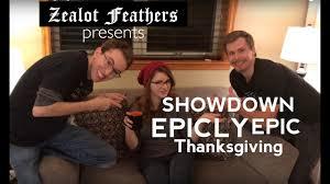 epicly epic thanksgiving showdown 2017 teaser