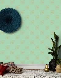 Seafoam Green Wallpaper by Fez Seafoam Hygge U0026 West