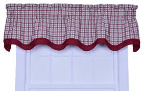 amazon com ellis curtain bristol collection two tone plaid