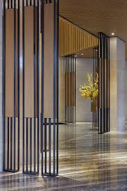 Room Divider Screen by Hotel Design Stone Floor Room Dividers Screens Int