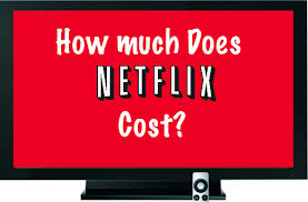 how much does netflix price cost for a month techoxi