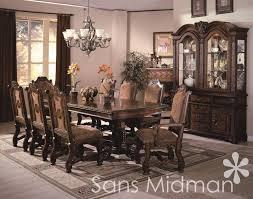 formal dining room sets for 12 wonderful formal dining room sets for 12 and set of 8 antique