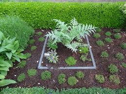 Edible Garden Ideas Edible Garden Ideas A Formal Garden Tended