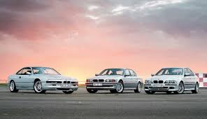 we gather together an bmw e31 840ci e38 740i and e39 540i that