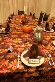 Thanksgiving Table Settings by Thanksgiving Table Decorations Ideas Home Design Planning