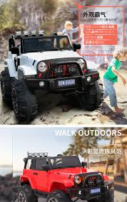 small jeep for kids china small model electric car for younger kids children lc car053