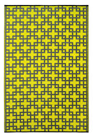 Yellow Indoor Outdoor Rug Green Outdoor Patio Rugs