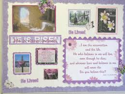 easter bulletin boards and room decoration
