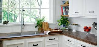 Kitchen Design With White Cabinets Gray Countertops With White Cabinets Small Efficient Kitchen