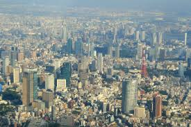 some aerial pictures of tokyo skyscrapercity