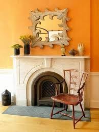paint walls u2013 paint ideas for orange wall design interior design