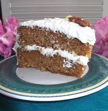 gingered carrot cake from paula deen u0027s best dishes magazine 2011