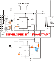 inverter circuit page power supply circuits next gr schematic
