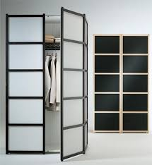 bedroom wardrobe designs walk black with nice white wall chic and