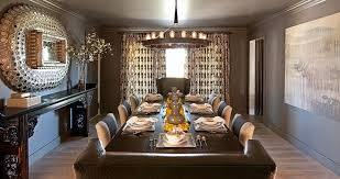 Fascinating Luxury Dining Room Designs Interior Design - Luxury dining rooms