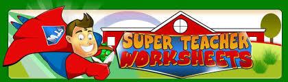 super teacher worksheets u2013 primary tech