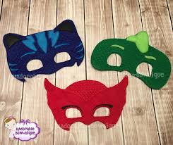pj mask halloween costumes pj masks owlette mask gekko mask cat boy mask