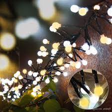 cheap 10ft 400 led waterproof globe fairy string light led flash