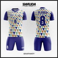 desain baju kekinian koleksi desain kaos futsal paling keren garuda print