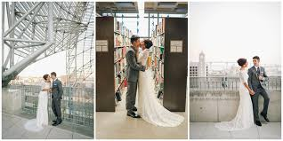 san diego wedding photographers wedding clint erika san diego library ca analisa