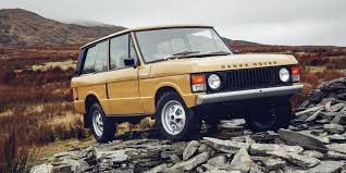 land rover classic for sale land rover will sell you a restored classic range rover for 170 000