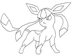 togepi coloring pages pokemon coloring pages glaceon lineart pokemon detailed