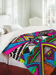 tate tribal 1 duvet cover by deny designs at gilt