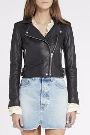 padded leather motorcycle jacket iro ashville leather jacket from canada by black caviar u2014 shoptiques