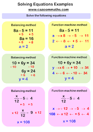 solving linear equations worksheets pdf equation math and algebra