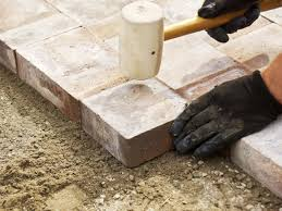 Install Patio Pavers by Ideas For Installing Patio Pavers 19383