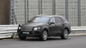 bentley suv 2014 bentley could launch a smaller suv in the years to come