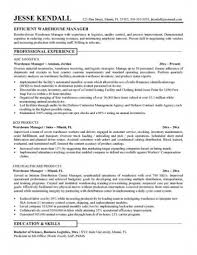 Warehouse Resume Objective Warehouse Associate Resume Objective Examples Team Leader