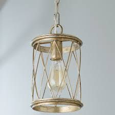 trellis cage pendant shades of light