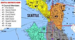 seattle map by district chs endorses boe oddisey for seattle city council district 3 chs