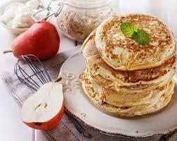 pancakes cuisine az pancakes aux flocons d avoine de ma grand mère cuisine az
