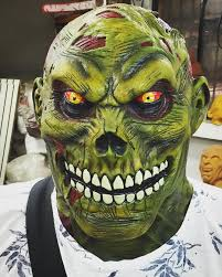 the goon halloween mask zombo 2000 ad ghoulish productions 2017 mask