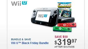 wii u black friday 2014 black friday 2013 top 10 best wii u 3ds 2ds gaming deals
