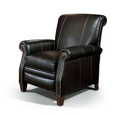 Reclining Leather Armchair Smith Brothers Of Berne Inc U003e Catalog