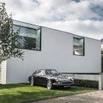Modern Concrete Home Plans Design Modern Stucco House Modern House Design