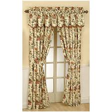 Kitchen Curtains Lowes Interior Beautify Your Lovely Window Decor Using Waverly Curtains