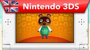 animal crossing happy home designer meet tom nook nintendo 3ds