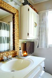 baroque peel and stick tile in bathroom eclectic with bathroom