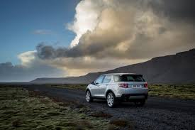 land rover iceland land rover discovery sport global media launch david shepherd