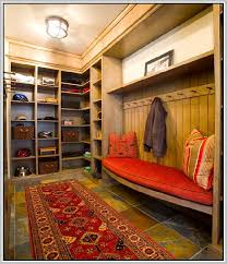 entryway storage bench with coat rack home design ideas