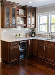 kitchen colors with medium brown cabinets 75 beautiful kitchen with brown cabinets pictures ideas