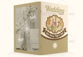vintage wedding album wedding album design design trends premium psd vector downloads