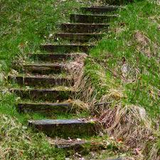 garten treppe außentreppe selber bauen so einfach geht s bauen de